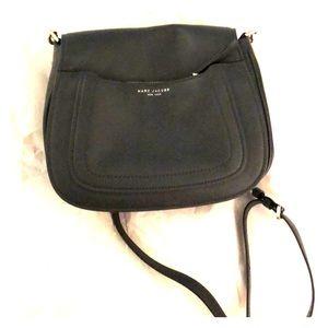 Marc Jacobs messenger bag.